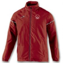 Drogheda & District Athletic Club Joma Race Rainjacket Red Adults 2020